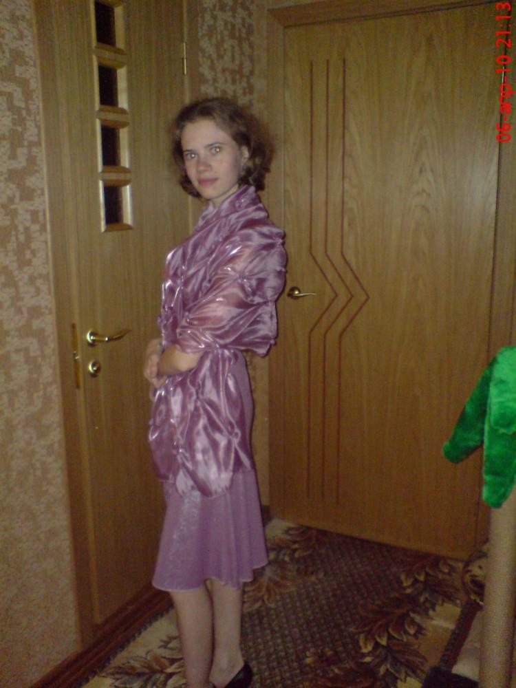 Платье на свадьбу брата моего молодого человека). вот.