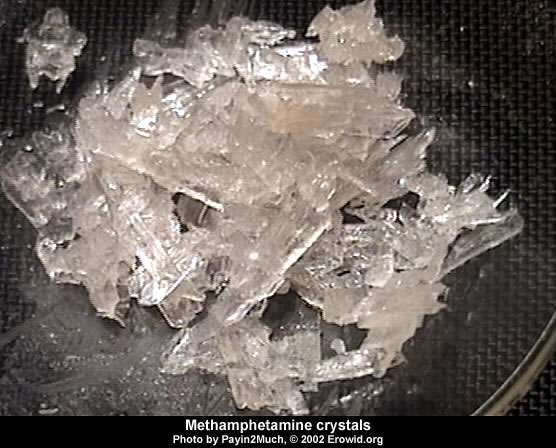 how to clean a meth pipe