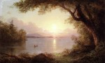 Landscape in the Adirondacks 1847