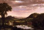New England Landscape 1849
