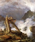 Storm in the Mountains 1847