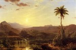 The Cordilleras  Sunrise 1854