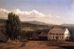 View in Pittsford, Vt. 1848