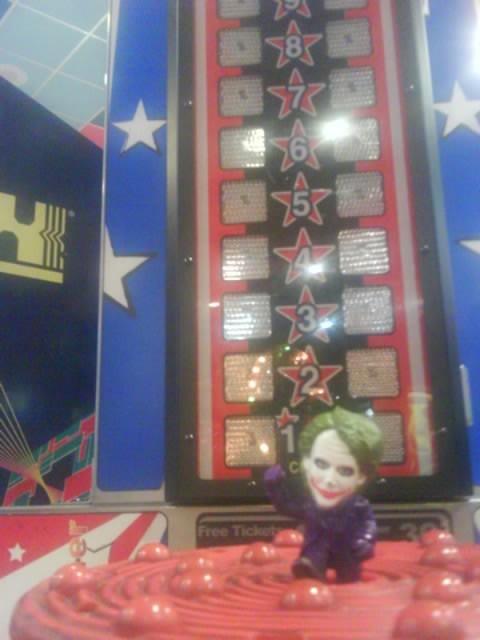 Joker-6 на игре