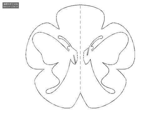 Киригами - это такая техника, которая предполагает использование ножниц для создание фигурок из бумаги.