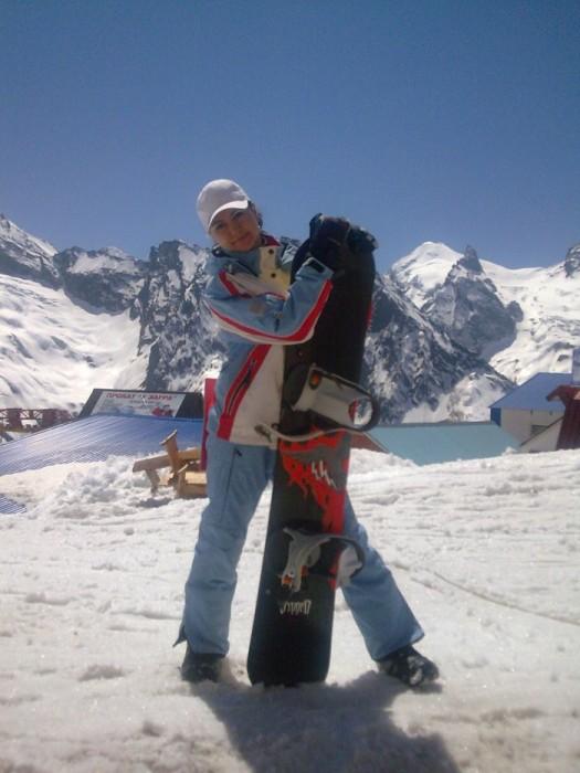 сноуборд-это круто!