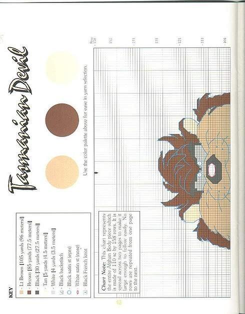 卡通人物的婴儿毯 - maomao - 我随心动