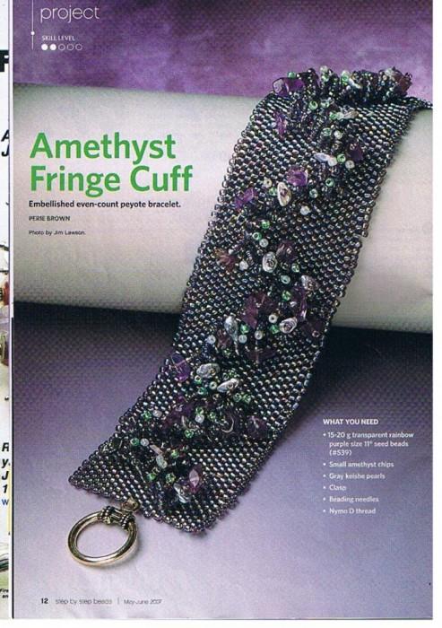 широкие браслеты из бисера схемы для начинающих - Вышивка бисером.