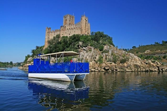 Замок Альмурол (Castelo de Almourol) 25537