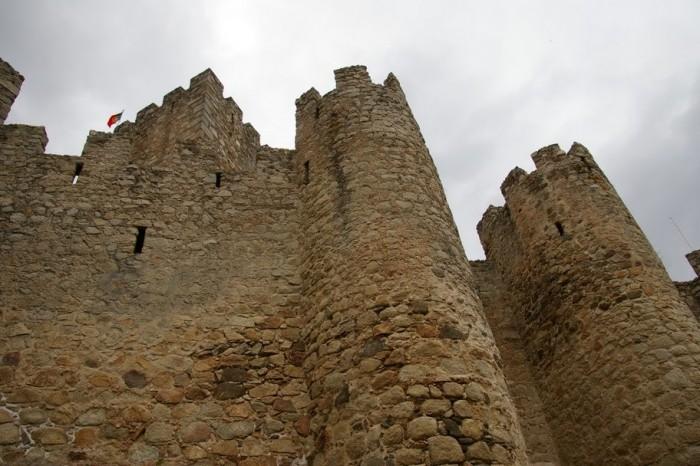 Замок Альмурол (Castelo de Almourol) 94856