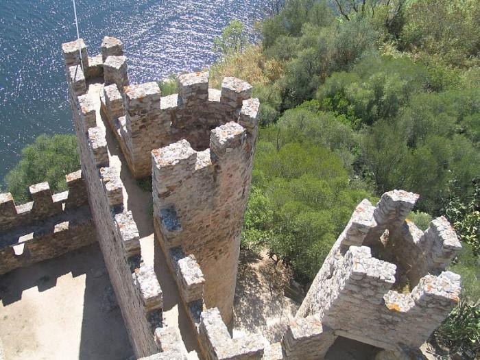 Замок Альмурол (Castelo de Almourol) 74948