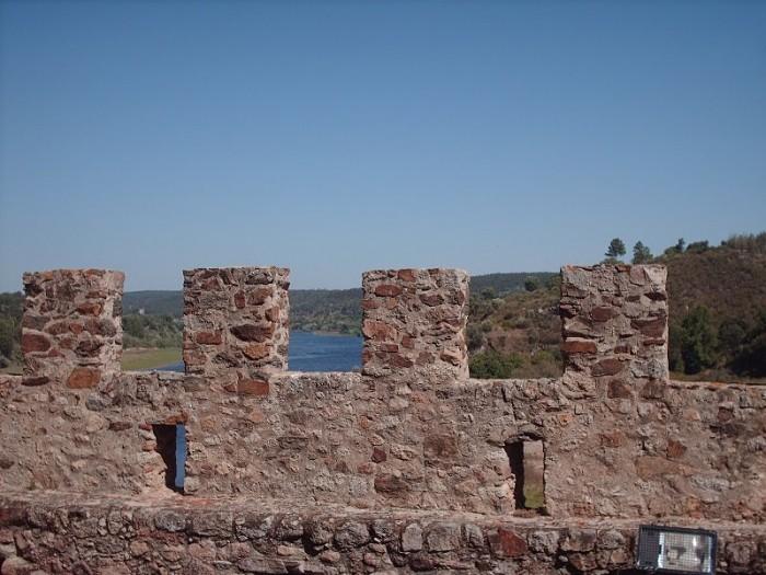 Замок Альмурол (Castelo de Almourol) 28858