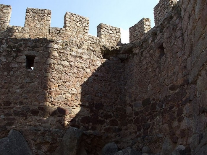 Замок Альмурол (Castelo de Almourol) 85312