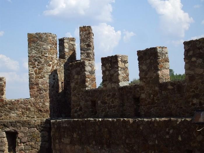 Замок Альмурол (Castelo de Almourol) 38327