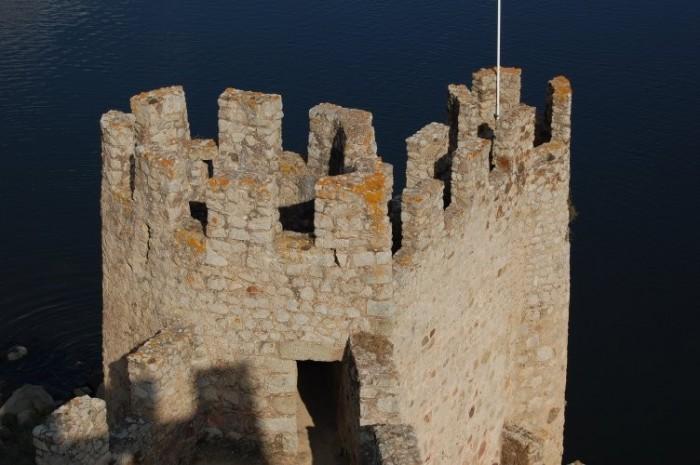 Замок Альмурол (Castelo de Almourol) 74623