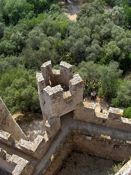Замок Альмурол (Castelo de Almourol) 50708