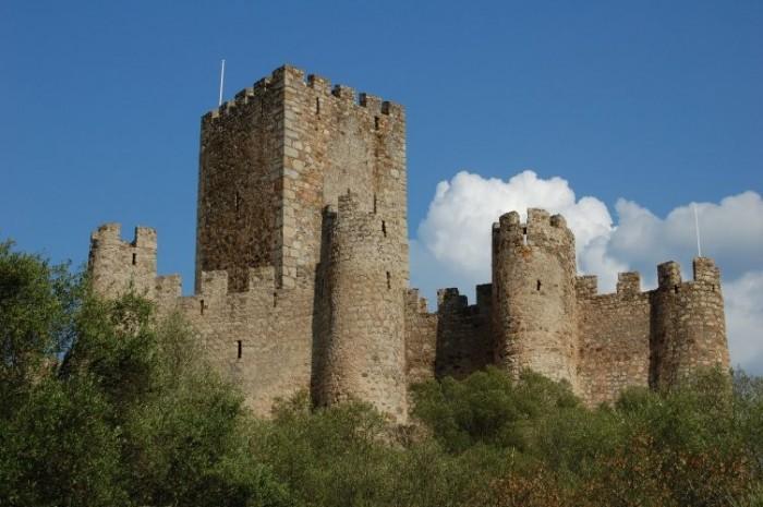 Замок Альмурол (Castelo de Almourol) 79909