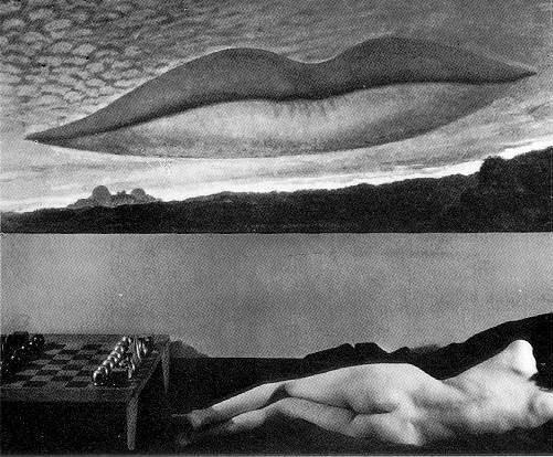 Манн Рей, 1934 г. © Man Ray