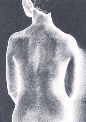 Манн Рей. Ню, 1937 г. © Man Ray