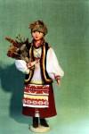 Украинка - Киевская обл, 18 век Русский народный костюм - Московская обл Ну а это самый большой на.