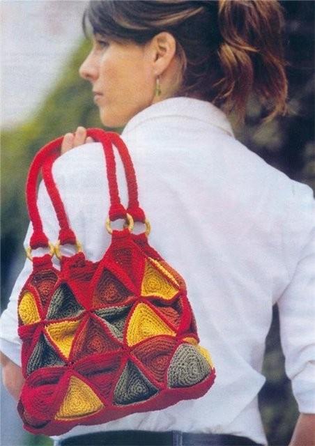 Фотографии пользователя.  Muramey.  Цветная сумка.
