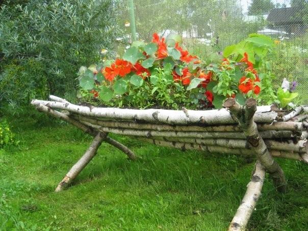 home and garden: natural garden