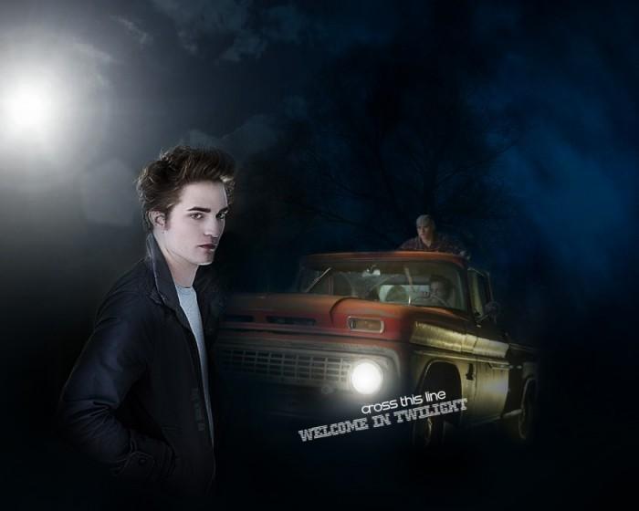 Слэша явного нет, но все же Эдвард/Эммет.