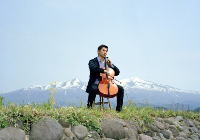Дайго виолончелист-нокан