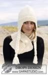 Вязание шапок спицами на knitka.ru, вязание спицами.