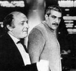 Бродский и Довлатов дружили еще в Ленинграде, и продолжали общаться после эмиграции.