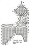 Описание: Вязание крючком купальников схемы.  Автор: Эмилия.