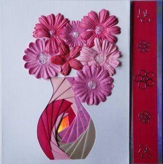 Ирис фолдинг 1712440_2009iris_folding_flower_pot