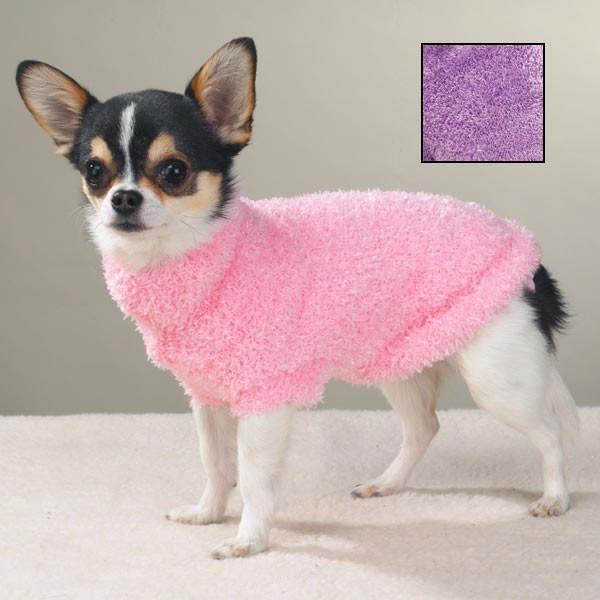 схема вязания одежды для собак пинчер