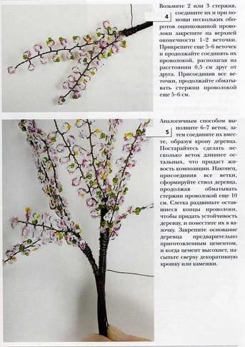 дерево из бисера схемы - Всемирная схемотехника.