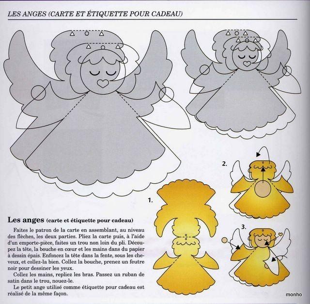 Как сшить ангелочка своими руками выкройки