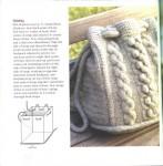 Сумки - вязание крючком и спицами.