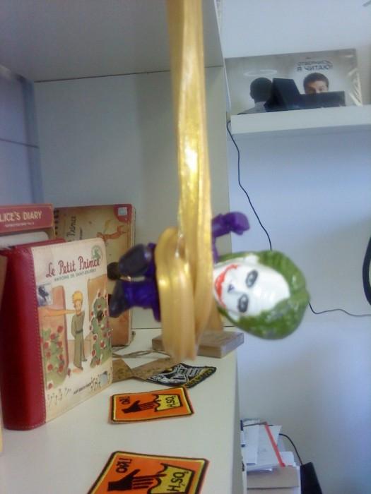 Joker-6 свисает на Хэндгаме