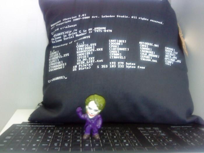 Joker-6 и ПК-Подушка