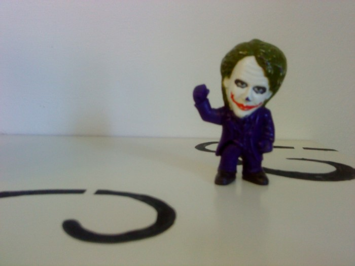 Joker-6 в Салоне