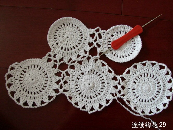 Мастер-класс мотива ажурного жакета связанного крючком для сайта *Модное вязание у перчинки*,http://modnoevyazanie.ru.com/