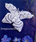LiveInternet.ru.  Оригинал записи и комментарии на.  Коллекция бабочек - крючком.  Чипуля.  Написано.