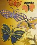 Схемы вязания крючком: Бабочки Крючком - Вязание Бабочек Крючком ФОТО #1.