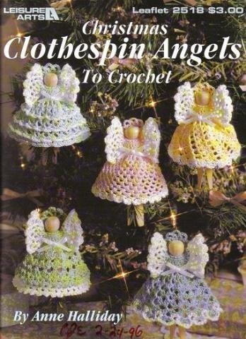 Часть 12. ангелы, снежинки.  Вязаные мотивы - фигура девушки.  Идеи и схемы.  Ангел.