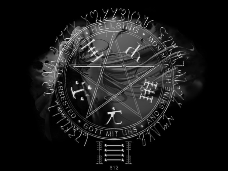пентаграмма: