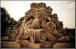 Посмотреть все фотографии серии Скульптуры из песка