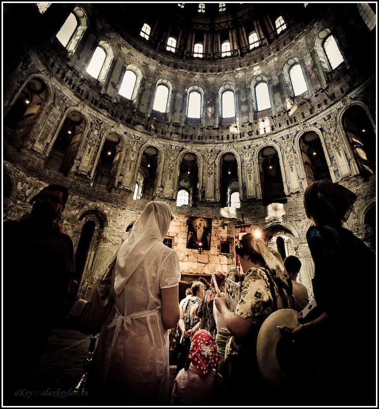 Таинство. Новоиерусалимский монастырь