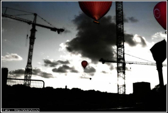 Сбежать в небо…