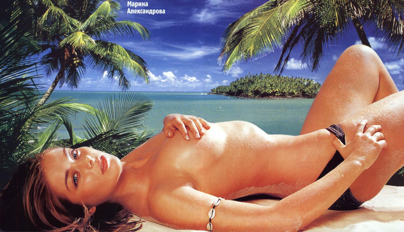 Мария Миронова голая в разных фильмах и на эротических фото