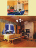 Посмотреть все фотографии серии Видимые балки в интерьере деревянного дома