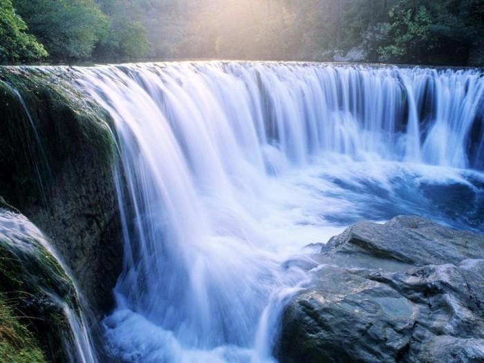 Водопад 8